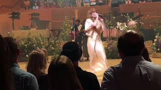 Download Lagu Sky Full of Song - Florence + The Machine @ Disney Concert Hall - 5/21/18 (4K/HD) Gratis STAFABAND