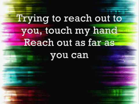 Touch My Hand lyrics (David Archuleta)