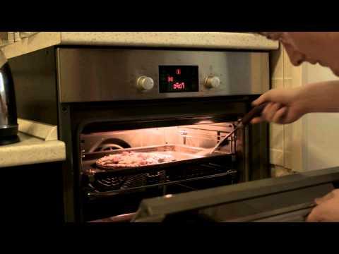 Как приготовить готовую пиццу - видео
