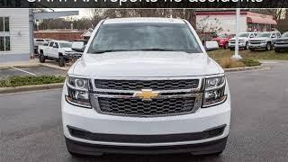 2019 Chevrolet Tahoe LS New Cars - Charlotte,NC - 2019-02-22