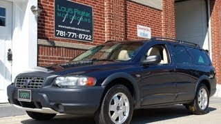2003 Volvo XC70 Cross Country Wagon AWD Walk-around Presentation at Louis Frank Motorcars, LLC in HD