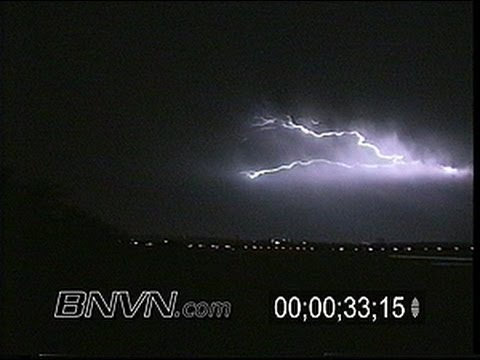Various lightning video - Pre DV Cam