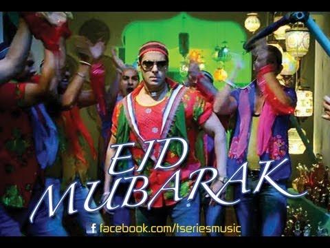 Mubarak Eid Mubarak Full Song | Tumko Na Bhool Paayenge | Salman...