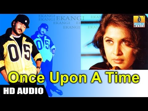 Once Upon A Time - Ekangi - Kannada Movie
