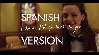 Download Lagu Selena Gomez - Back To You (Spanish Version) - Cover en Español Gratis STAFABAND