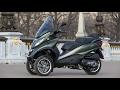 2017 PIAGGIO MP3 500 SPORT Euro4 ESSAI auto-moto.com thumbnail