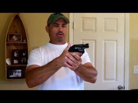 Ruger LCR 22 magnum revolver
