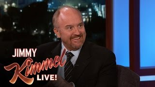 Louis C.K. Released His New Show in a Weird Way