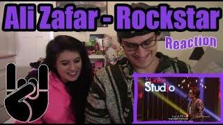 """Ali Zafar, Rockstar, Coke Studio Season 8, Episode 2"" | COUPLE'S REACTION"