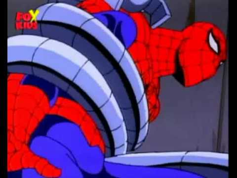 Spiderman Original Intro