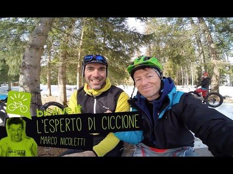 Il mondo di Luca // FatBike // Marco Nicoletti, l'esperto di ciccione
