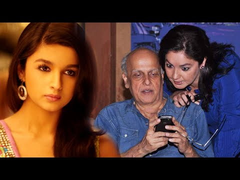Pooja Bhatt Reveals She Is Alia Bhatt's Mother | SHOCKING