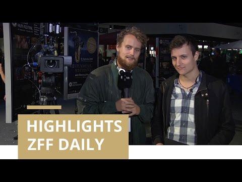 Sawyer Hartman / Michael Steiner / BOI NEON / Gabriel Mascaro / PIKADERO // ZFF Daily 04.10.15