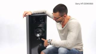 Sony HT-DDW3500 Muteki video review by Hi-Fi.ru