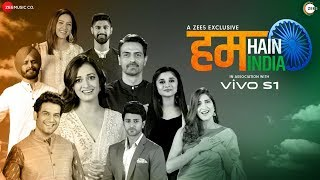 Hum Hain India - ZEE5 Anthem | Arjun Rampal, Dia Mirza, Jimmy Shergil, Gul Panag, Aahana Kumra