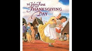 The Very First Thanksgiving Day - Stories for Kids