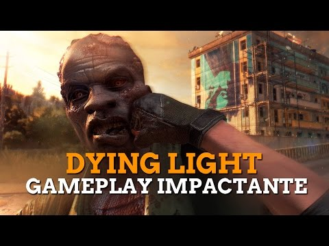 Gameplay de Dying Light. Primeros minutos de juego