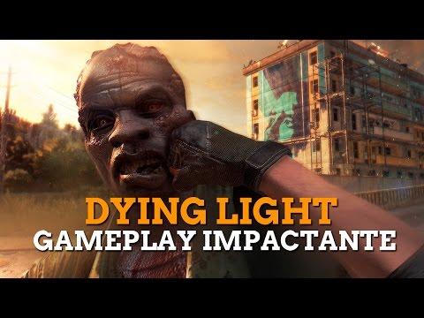 Gameplay de Dying Light. Primeros minutos de juego