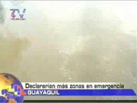 Declararían más zonas en emergencia