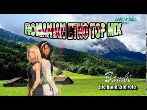 ROMANIAN ETNO TOP, VOL. 2, MIX 2013, ZOOM STUDIO