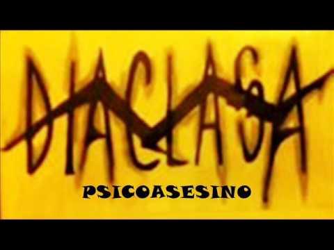 """DIACLASA  PSICOASESINO. 2001 """"LEGADO ROCK ZULIANO"""". CABIMAS VENEZUELA."""