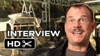 Edge of Tomorrow Interview - Bill Paxton (2014) - Sci-Fi Action Movie HD