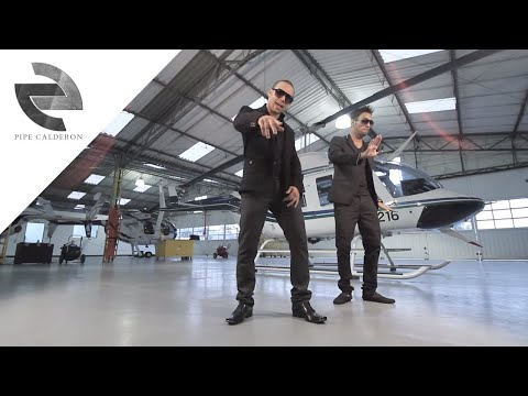 Nada Como Ella [Official Video] - Pipe Calderon Feat Edu