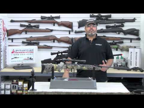Hatsan 85 Sniper 22 - Airgun Review by AirgunWeb