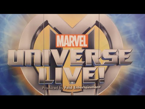 Marvel Universe LIVE! Red Carpet Premiere