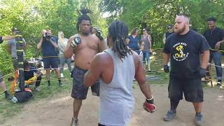 STREETBEEFS MMA KUNTRY HOODLUM VS BIG DAWG