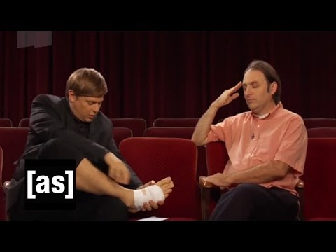 'The Nut Job' and 'Ride Along'   On Cinema Season 4, Ep. 2   Adult Swim