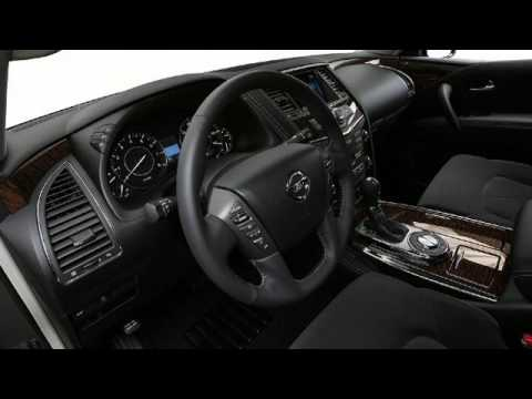 2017 Nissan Armada Video