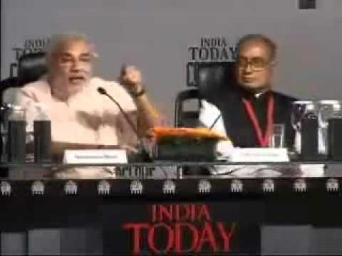 Narendra Modi Vs Digvijay Singh