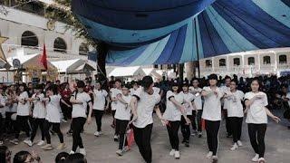Bắc Kim Thang - Isaac (365 Daband) ft. OnlyC Flashmob