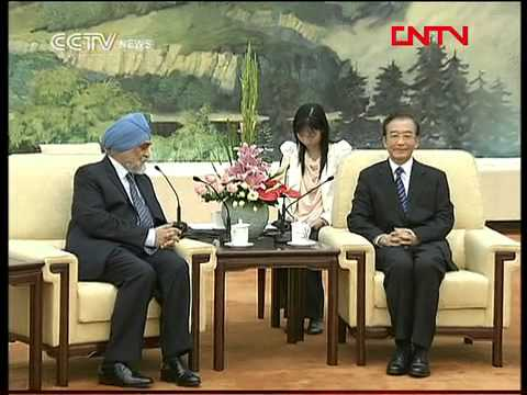 China, India start economic dialogue CCTV News