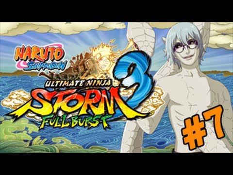NARUTO SHIPPUDEN Ultimate Ninja STORM 3 - Full Burst - Gay Sense - Bölüm 7