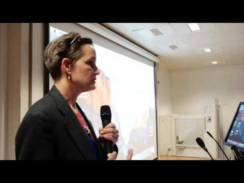 Basic Income, a Step Towards a Natural Law Resource Based Economy? Barb Jacobson | ZDay 2016 London