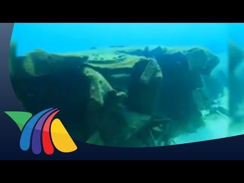 Hallan embarcación 60 años después de hundirse | Noticias de Baja California