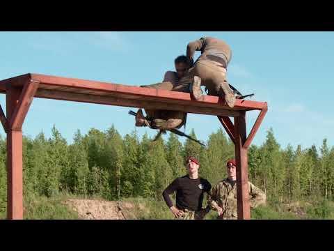 Областная военно-спортивная игра «Спецназ»