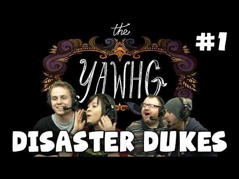 The Yawhg with Simon Sjin Nath & Kim! - Disaster Dukes (#1)