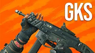 Black Ops 4 In Depth: GKS SMG (& Operator Mod)