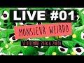 Monsieur Weirdo LIVE 01 13 Décembre 2018 20h30 mp3