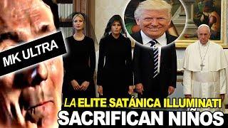 ►► Víctima MK ULTRA EXPONE los SECRETOS de los 8,000 miembros de la ÉLITE Illuminati LUCIFERINA ®