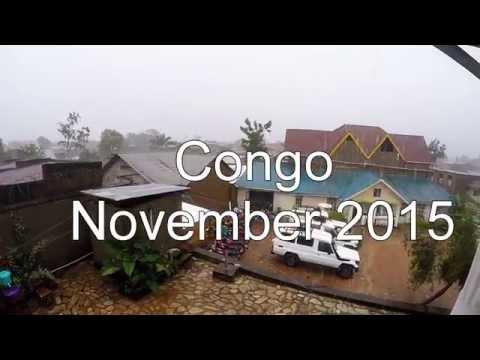 Congo in November