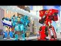 Тоботы новые серии 1 Серия 3 Сезон мультики про роботов трансформеров HD mp3