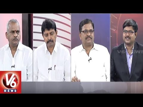 Special Debate On CM KCR Speech At TS Formation Day Celebrations | Good Morning Telangana | V6 News