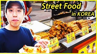 Street Food in Myeongdong (Full version) l Where to go in Korea