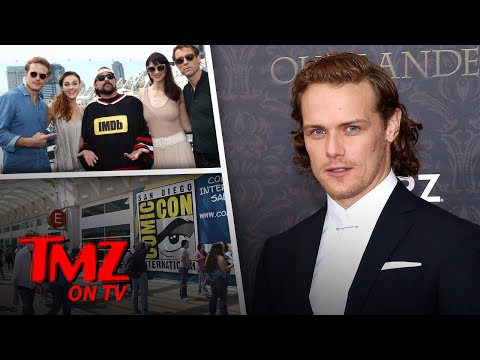 Comicon-sumate! | TMZ TV