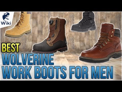 10 Best Wolverine Work Boots For Men 2018