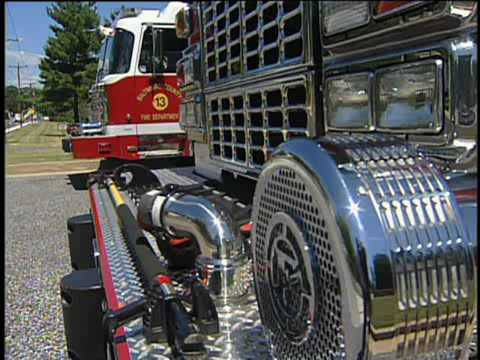 New fire trucks for Baltimore County firefighters in Essex